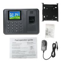 Relógio De Ponto Com Leitor Biométrico Impressão Digital - Ybx