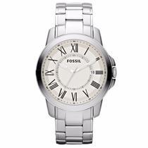 Relógio de Pulso Fossil Masculino FFS4734/Z - Prata -