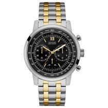 Relógio de Pulso Guess Masculino Misto 92631GPGSBA1 - Dourado e Prata -