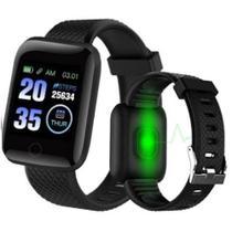 Relogio de Pulso Inteligente Smartwatch Bracelet D13 Fitness -