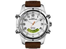 Relógio de Pulso Masculino Esportivo Anadigi  - Cronômetro - Timex TI49828N
