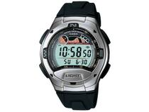 a97b6bd9b19 Relógio de Pulso Masculino Social Digital - Cronômetro Bússola Fases da Lua  Casio W 753 1AVDF