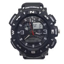 Relógio De Pulso Pretorian Wprt-06 -