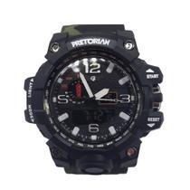 Relógio De Pulso Pretorian Wprt-08 -