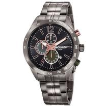 Relógio de Pulso Seculus Masculino 20767GPSVSA2 - Chumbo -