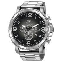 Relógio de Pulso Seculus Masculino 20881G0SVNA2 - Prata -