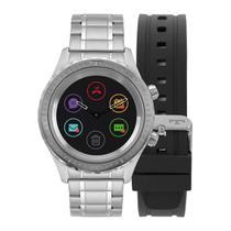 5b0dc80b9f406 Relógio de Pulso Technos Connect Smartwatch Masculino P01AA 1P - Prata