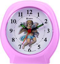 Relógio Despertador Anjinho - Herweg - Quartz - 2640 -