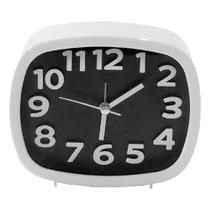 Relógio Despertador Retangular - ZTG -