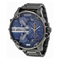 Relógio Diesel Dz7331 Masculino Cinza e Azul -
