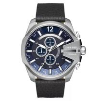 f22d50cb6 Relógio Diesel Masculino Dz4423/0an pulseira de couro -