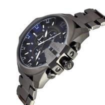 Relógio Diesel Masculino Mega Chief Dz4329/1An -