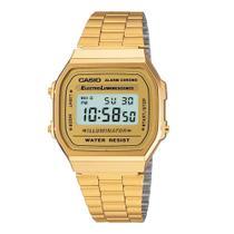 Relógio Digital Casio Vintage A168WG-9W -
