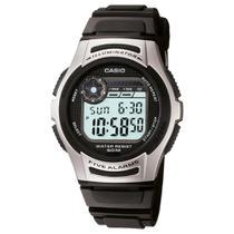 Relógio Digital Casio W-213-1AVDF Masculino -