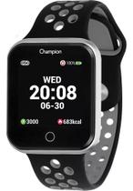 Relógio Digital Champion Smartwatch Ch50006c Preto -