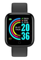 Relógio Digital Esporte Bracelete Led Adulto Infantil - Fit Pró