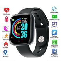 Relógio Digital Esporte Bracelete Led Adulto Infantil Smart - Smartwatch