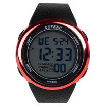 Relógio Digital Pisste Metallic Sport Running Alarme Cronômetro - Pisste Sport