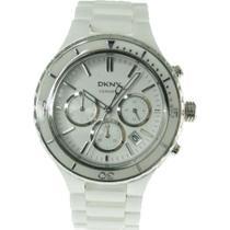 Relógio Dkny - Ny8187 - Caixa E Pulseira Em Cerâmica -