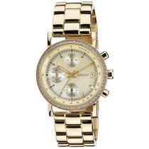 Relógio Dkny - Ny8340 - Dourado -