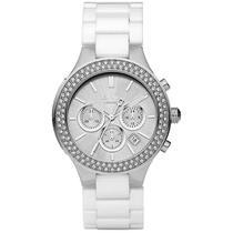 Relógio  - Dkny - Pulseira Em Cerâmica - Ny8259 -