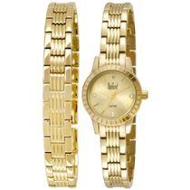 Relógio Dumont Feminino DU2035LNR/4X -