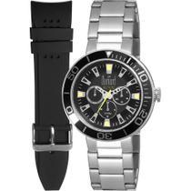 Relógio Dumont Masculino  Analógico Casual Du6p29abw/3p -
