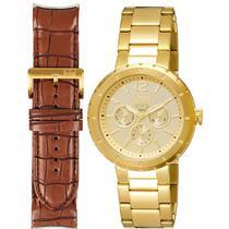 Relógio Dumont Masculino DU6P29ABK/4X -