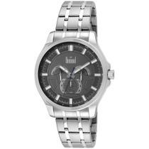 Relógio Dumont Masculino Multifunção Moderno Du6p29abu/3c -