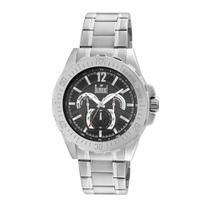 Relógio Dumont Masculino Prata Garbo DU6P29ABS/3C -