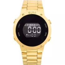 Relógio Euro Digital eubj3279aa/4d Dourado -