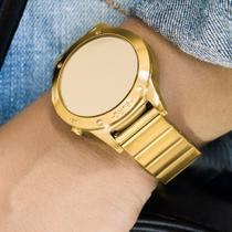 Relógio Euro Feminino Fashion Fit Dourado Eujhs31bab/4d -