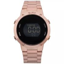 Relógio Euro Feminino Fashion Fit Rose Gold EUBJ3279AF/4J