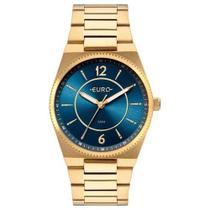 Relógio Euro Feminino Ref: Eu2035yrd/4a Casual Dourado -