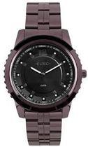 Relógio Euro Feminino  Roxo  Eu2035yod/4p -