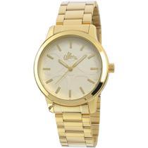 Relógio Feminino Allora Analógico Al2035eyg/4d Dourado -