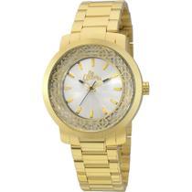 Relógio Feminino Allora Analógico Fashion AL2035EYZ/K4D - Dourado -