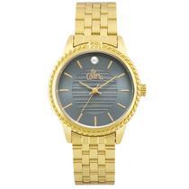 Relógio Feminino Allora Ao mar Dourado AL2035FKV/4A -