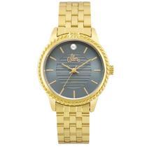 6201ae62083 Relógio Feminino Allora Ao mar Dourado AL2035FKV 4A