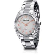 Relógio Feminino Analógico 28565L0SVNA2 Seculus -