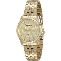 Relógio Feminino Analógico Seculus 20352l0svna2 -