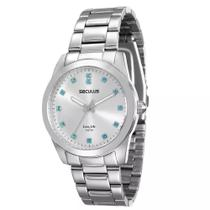 Relógio Feminino Analógico Seculus 20390l0sgna1 -