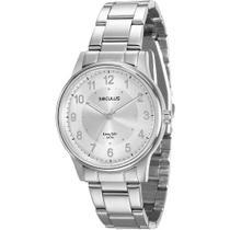 Relógio Feminino Analógico Seculus 28665l0svna1 -