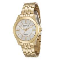 Relógio Feminino Analógico Seculus 28680LPSVDA1  Dourado -