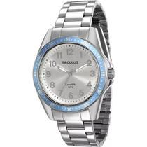Relógio Feminino Analógico Seculus 28732l0sgna1 -
