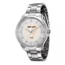 Relógio Feminino Analógico Seculus 28776l0svns2 -