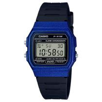 Relógio Feminino Casio Digital F-91wm-2adf -