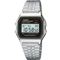 Relógio Feminino Casio Vintage Digital Fashion A159WA-N1DF