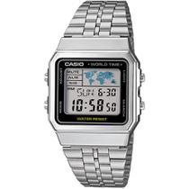 Relógio Feminino Casio Vintage Digital Fashion A500WA-1DF -