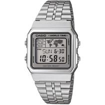 Relógio Feminino Casio Vintage Digital Fashion A500WA-7DF